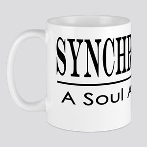 Syncronicity-soul attraction-up Mug