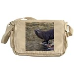 River Otter Messenger Bag