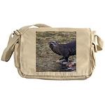 River Otter Messenger Bag
