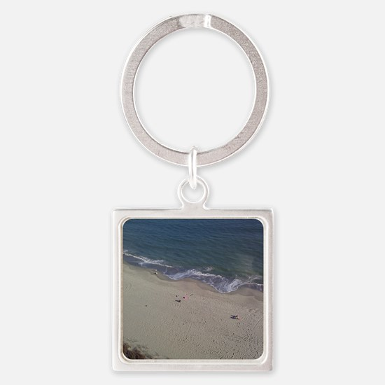 Myrtle beach Square Keychain