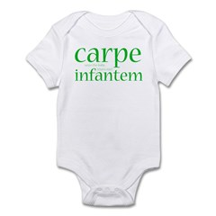 Infant Creeper Carpe Infantem
