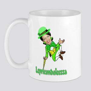 LepreCondoleezza Mug