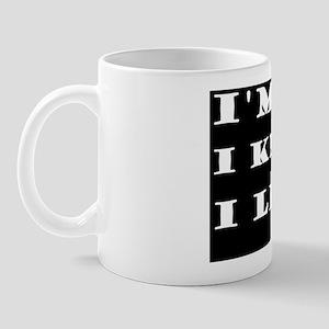 evilknowlike_cal Mug