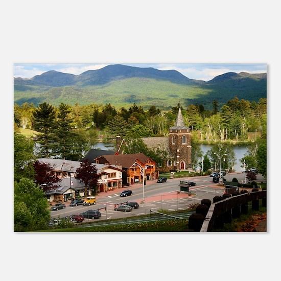 LakePlacidS LargeFramedPr Postcards (Package of 8)
