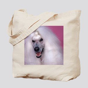 Poodle12x16 Tote Bag