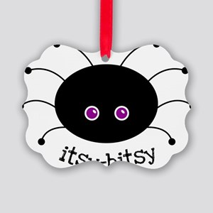 Itsy-Bitsy Spider Picture Ornament