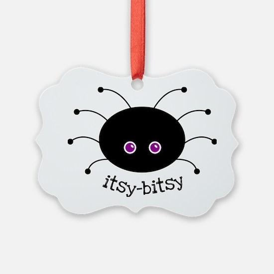 Itsy-Bitsy Spider Ornament