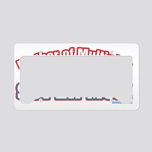 MoMakasupermom_CPDark License Plate Holder