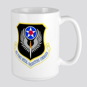 USAF Special Operations Command Large Mug