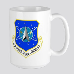 AF Space Command Large Mug