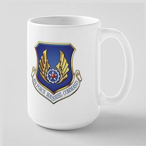 USAF Materiel Command Large Mug