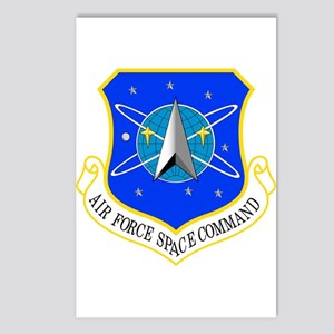 AF Space Command Postcards (Package of 8)