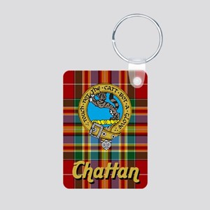 chattan15tx10.75w Aluminum Photo Keychain