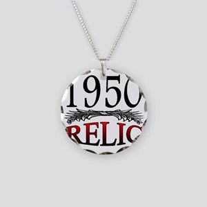 Relic 1950 Necklace Circle Charm