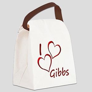 I love Gibbs Canvas Lunch Bag