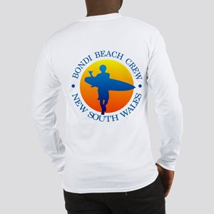 Surf Bondi Beach Long Sleeve T-Shirt
