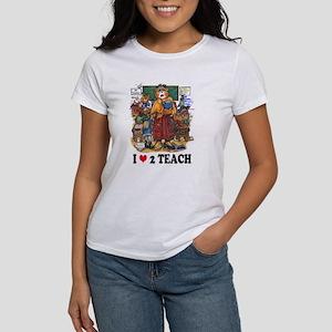 Stressed Teacher - Female Women's T-Shirt