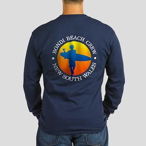 Surf Bondi Beach Long Sleeve T-Shirt