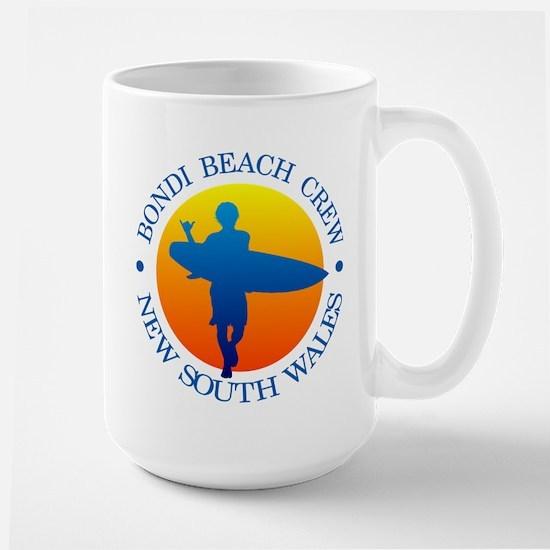 Surf Bondi Beach Mugs