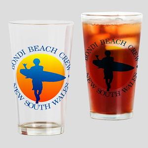 Surf Bondi Beach Drinking Glass