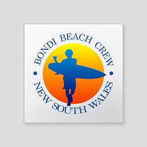 Surf Bondi Beach Sticker