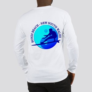 Zen Surfer (Bondi) Long Sleeve T-Shirt