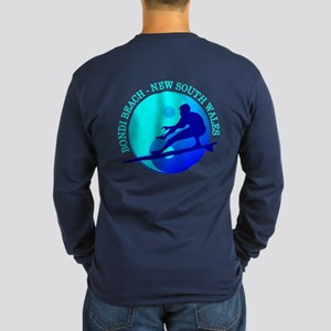 Zen Surfer (Bondi) Long Sleeve T-Shirt