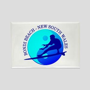 Zen Surfer (Bondi) Magnets