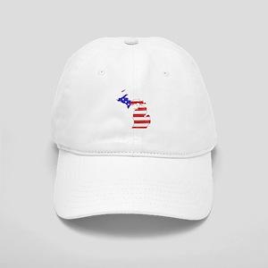 Michigan Flag Cap
