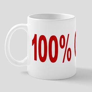 Im 100% Goral Beer Stein Mug