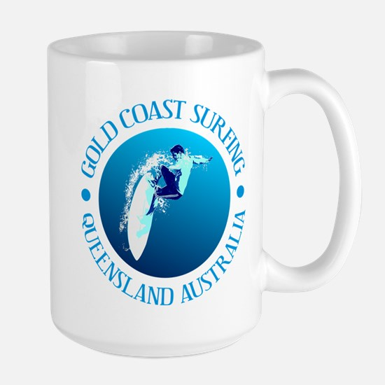Gold Coast Surfing Mugs