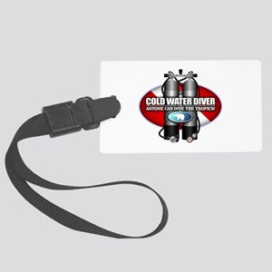 Cold Water Diver (ST) Luggage Tag