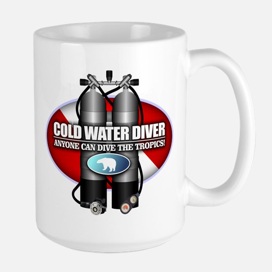 Cold Water Diver (ST) Mugs