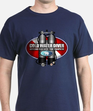 Cold Water Diver (ST) T-Shirt