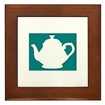 Boston Tea Party Framed Tile