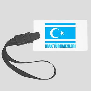 Iraqi Turkmen Luggage Tag