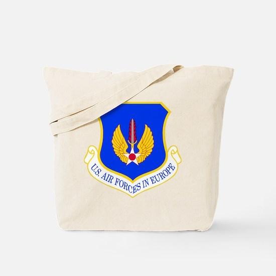 USAF Europe Tote Bag