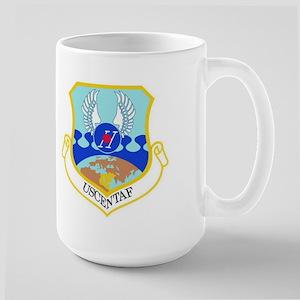 CENTAF Large Mug