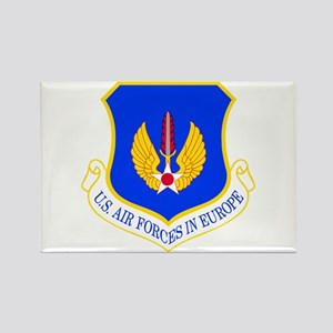 USAF Europe Rectangle Magnet