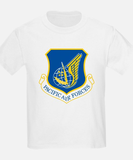 Pacific Air Forces Kids T-Shirt