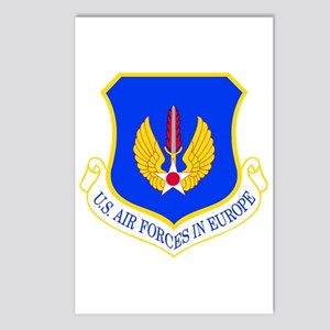 USAF Europe Postcards (Package of 8)
