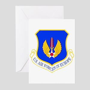 USAF Europe Greeting Cards (Pk of 10)