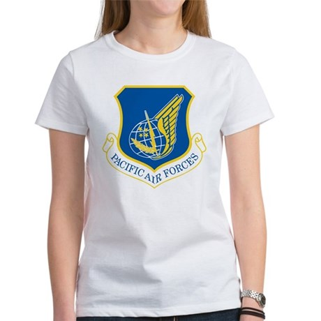 Pacific Air Forces Women's T-Shirt