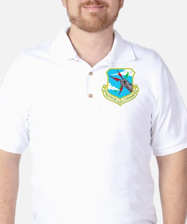 Strategic Air Command Golf Shirt