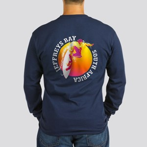 Jeffreys Bay, South Africa Long Sleeve T-Shirt
