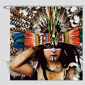 Aztec Youth Shower Curtain