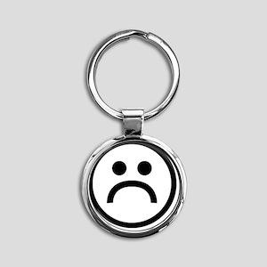 Sad Boys 2001 Round Keychain