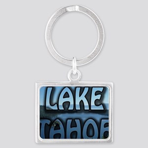 Lake Tahoe Emerald Bay Photo Te Landscape Keychain