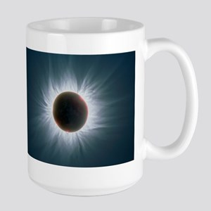 Total solar eclipse wit Stainless Steel Travel Mug