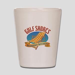 Gulf Shores - Shot Glass